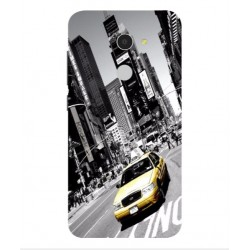 Funda New York Para Alcatel A3