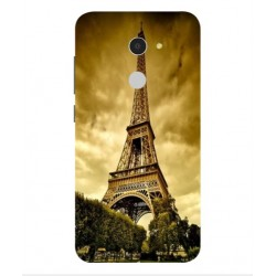 Alcatel A3 Eiffel Tower Case
