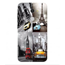 Funda Best Vintage Para Alcatel A3