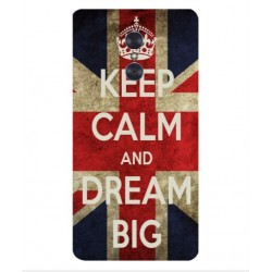 Coque Keep Calm And Dream Big Pour ZTE Zmax Pro