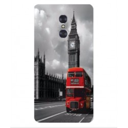 ZTE Zmax Pro London Style Cover