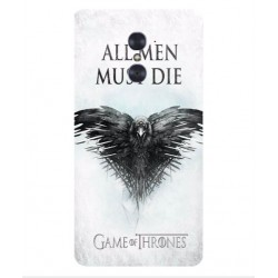 ZTE Zmax Pro All Men Must Die Cover