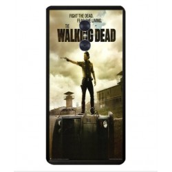 ZTE Zmax Pro Walking Dead Cover