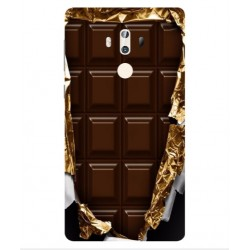 Coque I Love Chocolate Pour ZTE Axon 7 Max