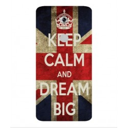 ZTE Axon 7 Mini Keep Calm And Dream Big Cover
