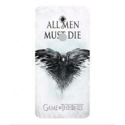 ZTE Axon 7 Mini All Men Must Die Cover