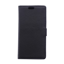 Wiko Pulp 4G Black Wallet Case