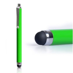 Capacitive Stylus Verde Per Alcatel A5 LED