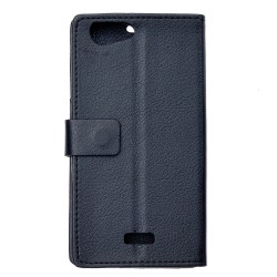 Wiko K-Kool Black Wallet Case