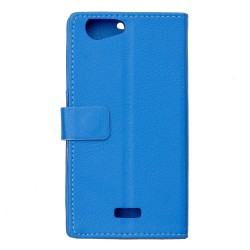 Wiko K-Kool Blue Wallet Case
