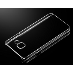 Samsung A3 2016 Transparent Hard Case
