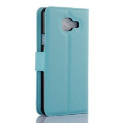 Samsung A3 2016 Blue Wallet Case