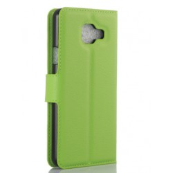 Samsung A3 2016 Green Wallet Case
