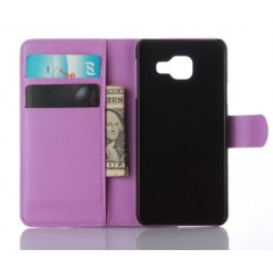 Samsung A3 2016 Purple Wallet Case