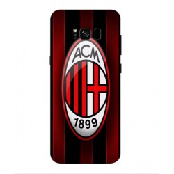Samsung Galaxy S8 Plus AC Milan Cover