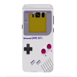 Samsung Galaxy S8 Plus Game Boy Cover