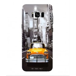 Samsung Galaxy S8 Plus New York Taxi Cover