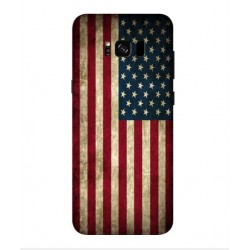 Samsung Galaxy S8 Plus Vintage America Cover