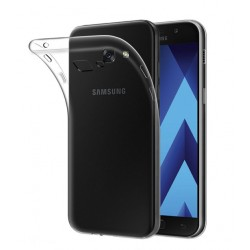 Coque De Protection En Silicone Transparent Pour Samsung Galaxy A3 (2017)