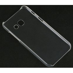Coque De Protection Rigide Pour Samsung Galaxy A3 (2017) - Transparent
