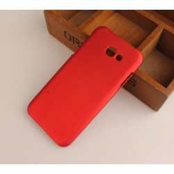 Coque De Protection Rigide Pour Samsung Galaxy A3 (2017) - Rouge