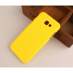 Coque De Protection Rigide Pour Samsung Galaxy A3 (2017) - Jaune