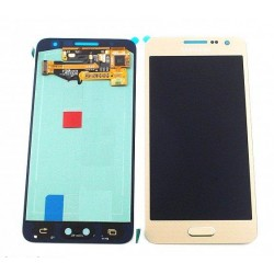 Samsung Galaxy A3 Complete Replacement Screen Gold Color