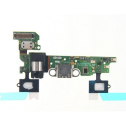 Dock Charging Audio Jack Connector And Microphone Flex Cable For Samsung Galaxy A3