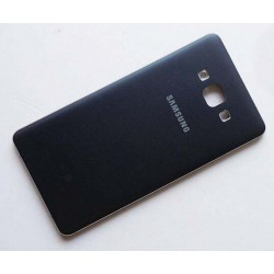 Samsung Galaxy A3 Genuine Black Battery Cover