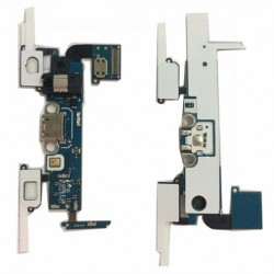 Dock Charging Audio Jack Connector And Microphone Flex Cable For Samsung Galaxy A5