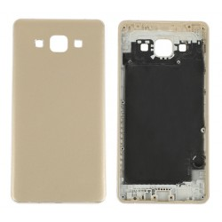 Samsung Galaxy A5 Gold Color Battery Cover