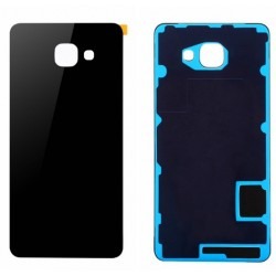 Samsung Galaxy A7 (2016) Genuine Black Battery Cover