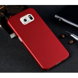 Coque De Protection Rigide Pour Samsung Galaxy A7 (2016) - Rouge