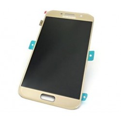 Samsung Galaxy A7 (2017) Complete Replacement Screen Gold Color