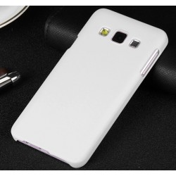 Coque De Protection Rigide Pour Samsung Galaxy A7 - Blanc