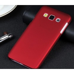 Coque De Protection Rigide Pour Samsung Galaxy A7 - Rouge