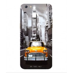 Oppo F3 Plus New York Taxi Cover
