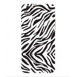Oppo F3 Plus Zebra Case
