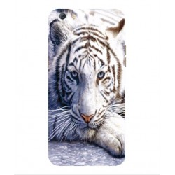 Oppo F3 Plus White Tiger Cover