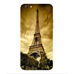Oppo F3 Plus Eiffel Tower Case