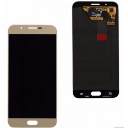 Samsung Galaxy A8 (2016) Complete Replacement Screen Gold Color