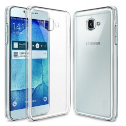 Samsung Galaxy A8 (2016) Transparent Silicone Case