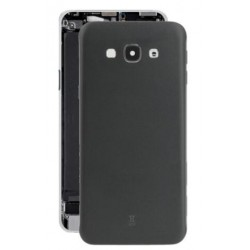 Samsung Galaxy A8 Genuine Black Battery Cover