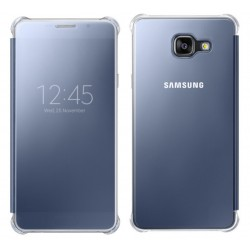 Blue LED View Cover For Samsung Galaxy A9 (2016)