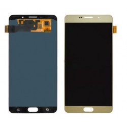 Samsung Galaxy A9 Complete Replacement Screen Gold Color