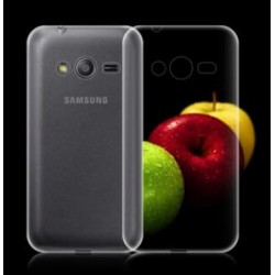 Samsung Galaxy Ace 4 LTE Transparent Silicone Case