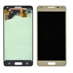 Samsung Galaxy Alpha Complete Replacement Screen Gold Color