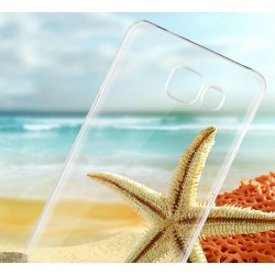 Samsung Galaxy C5 Pro Transparent Hard Case