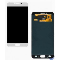 White Samsung Galaxy C5 Complete Replacement Screen