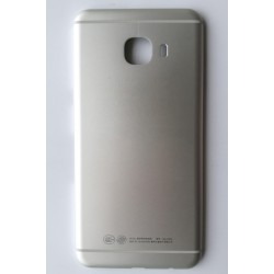 Samsung Galaxy C5 Silver Battery Cover